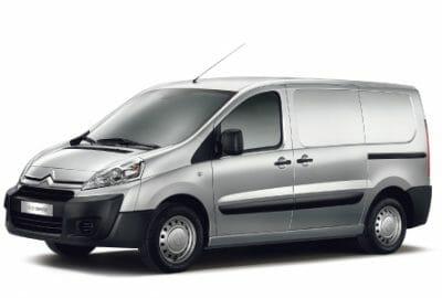 New Citroen Dispatch Refrigerated Van