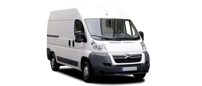 Citroen Relay Refrigerated Van Specification