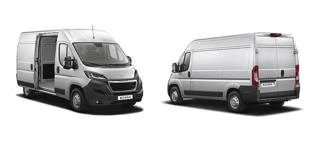 2016 Review of the Peugeot Boxer Freezer Van