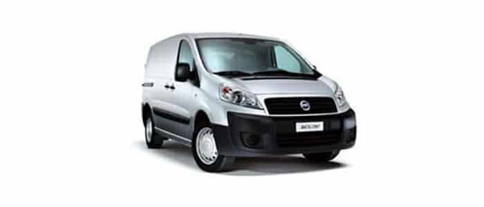 Fiat Scudo Freezer Van Specifications