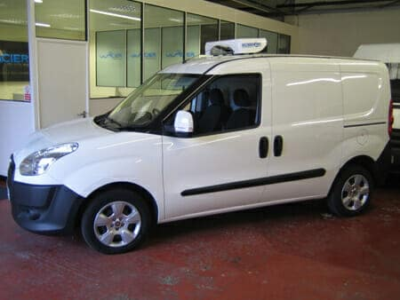 Fiat Scudo Refrigerated Van