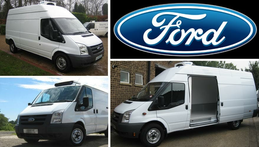 Ford Transit 2015 First Drive