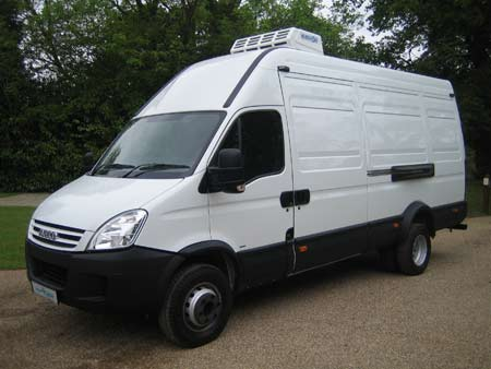 Iveco Daily Refrigerated Van