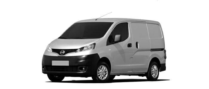 Nissan NV200 Freezer Van Specifications