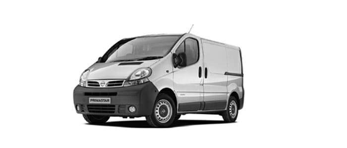 Nissan Primastar Refrigerated Van Specifications