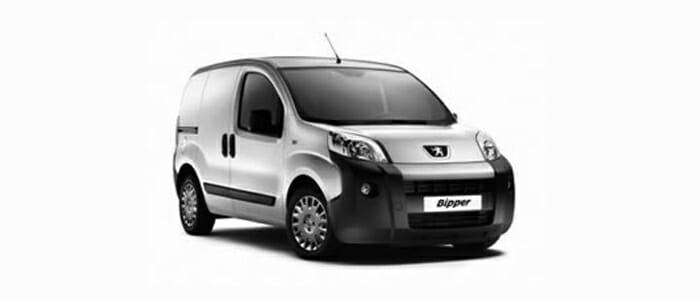 Peugeot Bipper Refrigerated Van Specifications