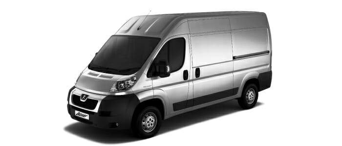 Peugeot Boxer Freezer Van Specifications