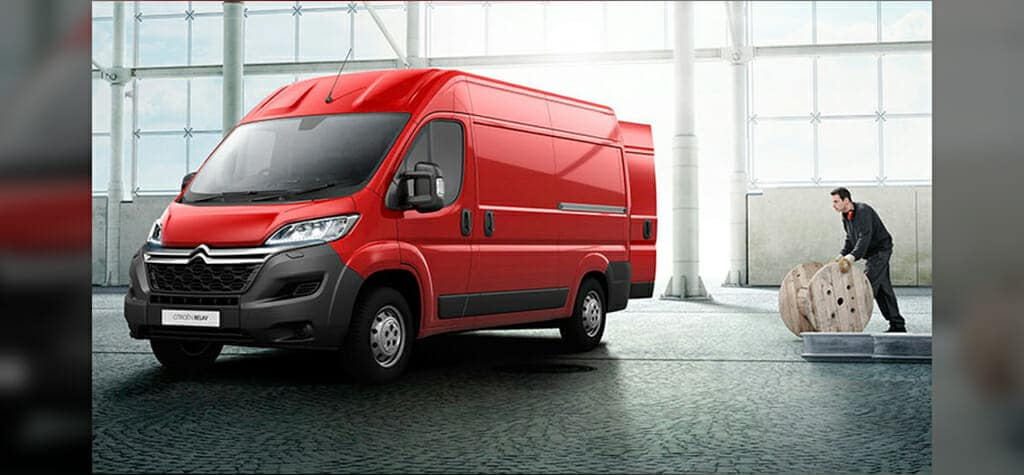 2016 Citroen Relay 35 L4 H2 120ps Refridgerated Van Review
