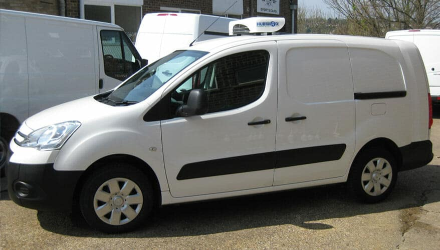 Renault Kangoo Refrigerated Van