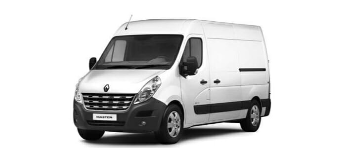 Renault Master Refrigerated Van Specifications