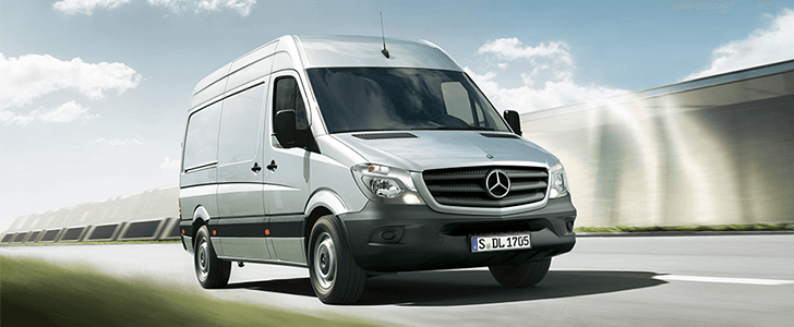 Mercedes Sprinter Freezer Van 2018 Review
