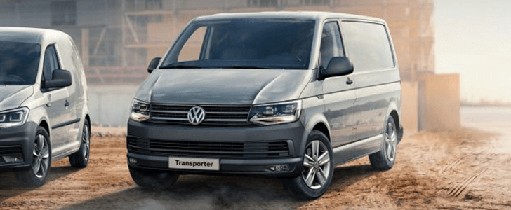 Review of Volkswagen Transporter 2018 Freezer Van