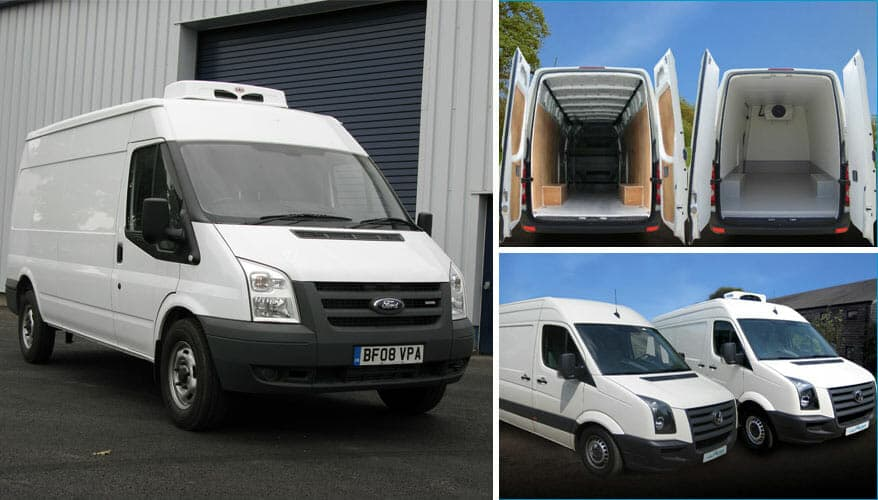 Choosing the best refrigerated van for your business: Part 1