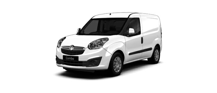 Vauxhall Combo Refrigerated Van Specifications