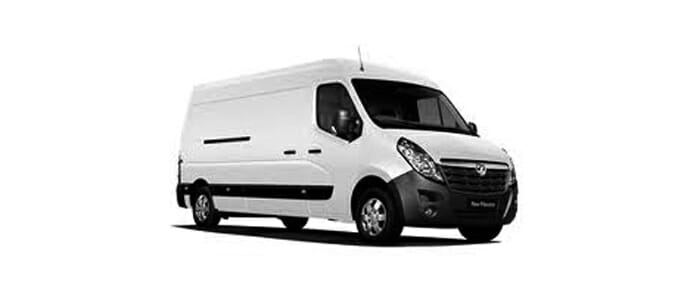 Vauxhall Movano Freezer Van Specifications