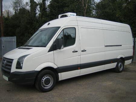 Volkswagen Transporter Refrigerated Van