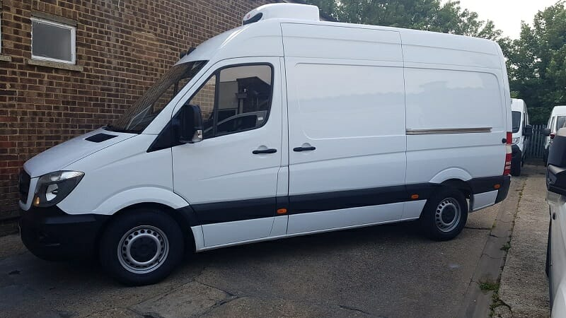 2016 Mercedes Sprinter 313CDI MWB Fridge Van ULEZ COMPLIANT For Sale