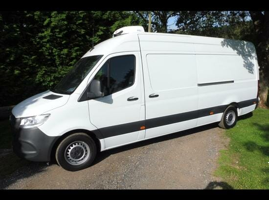 2018 Mercedes Sprinter 314CDI L3 H2 LWB Freezer Van For Sale