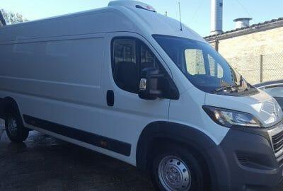2019 Peugeot Boxer L3 H2 140ps Professional Freezer Van For Sale