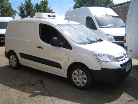 2017 Citroen Berlingo L1 H1 1.6 HDi ULEZ Fridge Van