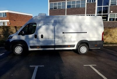 2014 Citroen Relay L4 H2 125ps Fridge Van For Sale