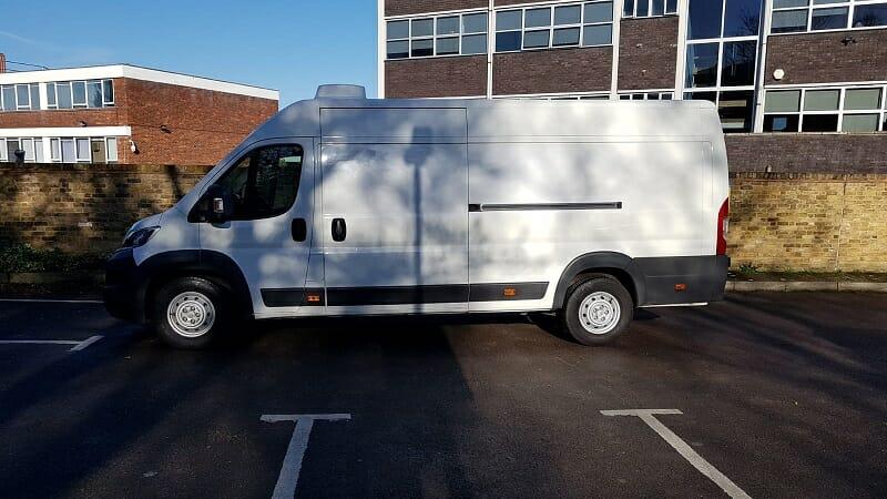 2014 Citroen Relay L4 H2 125ps Fridge Van