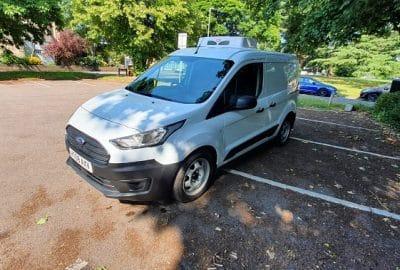 2018 Ford Transit Connect L1 Freezer Van For Sale