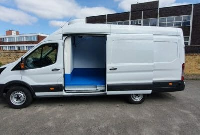 2018 Ford Transit 350 L4 H3 130ps Euro 6 Fridge Van For Sale