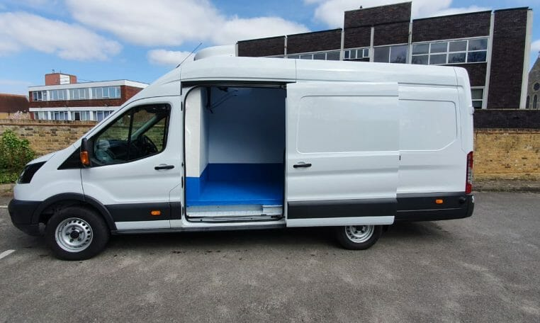 2018 Ford Transit 350 L4 H3 130ps Euro 6 Fridge Van