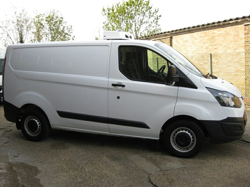 2018 Ford Transit Custom 280 L1 1 105ps Freezer Van