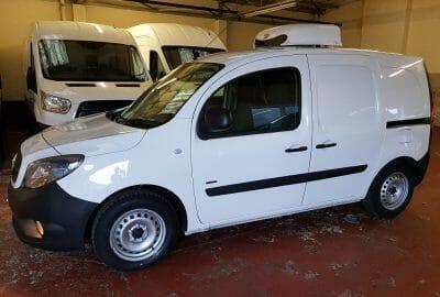 2018 Mercedes Citan 109 CDi 1.5 LWB Freezer Van For Sale