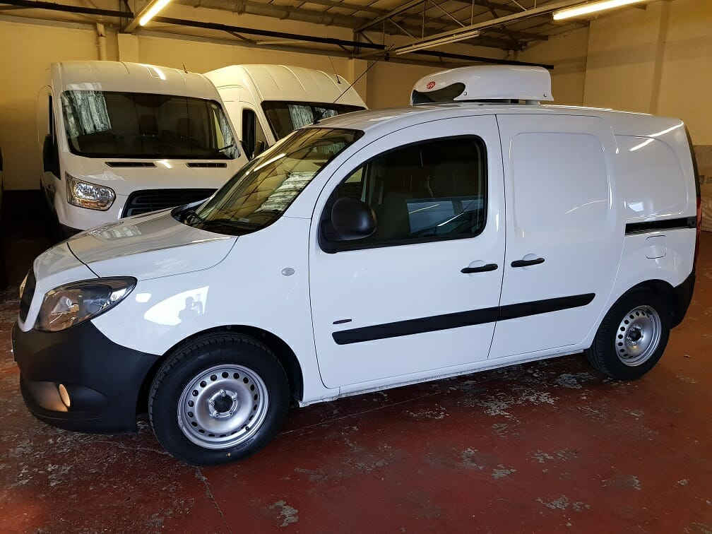 2018 Mercedes Citan 109 CDi 1.5 LWB Freezer Van For Sale