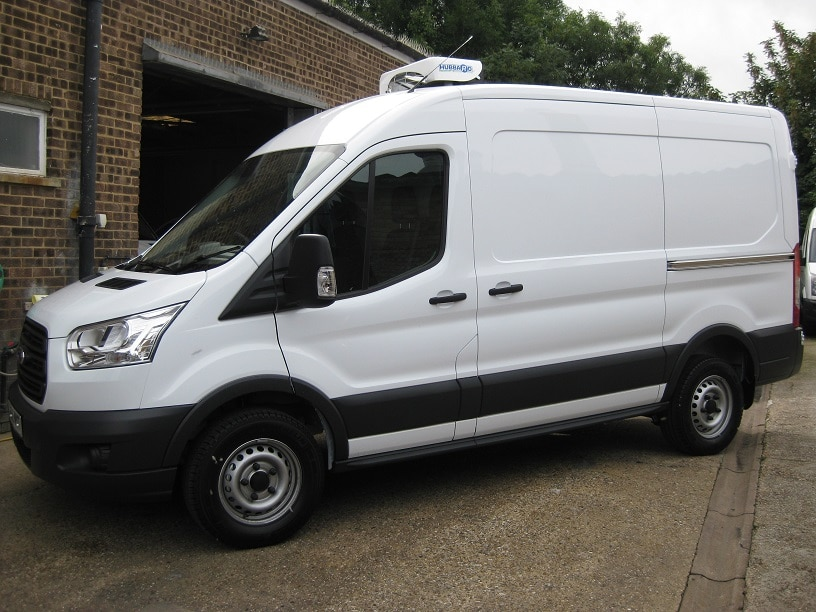 2019 Ford Transit 350 L2 H2 130ps Fridge Van For Sale