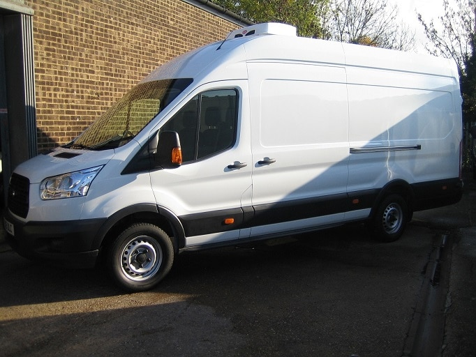 2019 Ford Transit 350 L4 H3 130ps Freezer Van For Sale